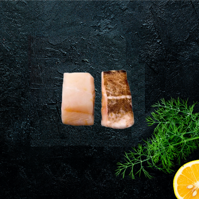 Closy Market - Skin On Cod (2 x 140g-170g portions)