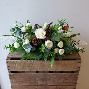 Woodland Floral Centerpiece