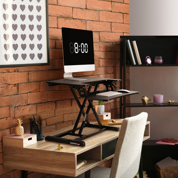 Stand A Desk AlcoveRiser Standing Desk Converters