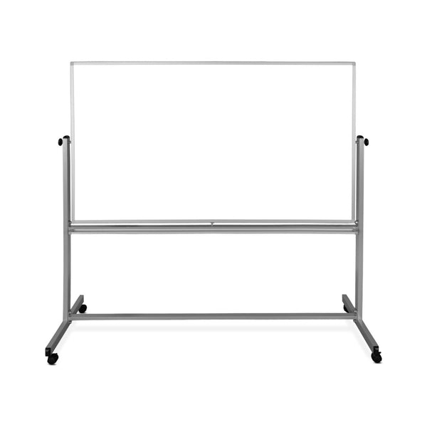 Stand A Desk Magnetic Double sided Whiteboard 72x40