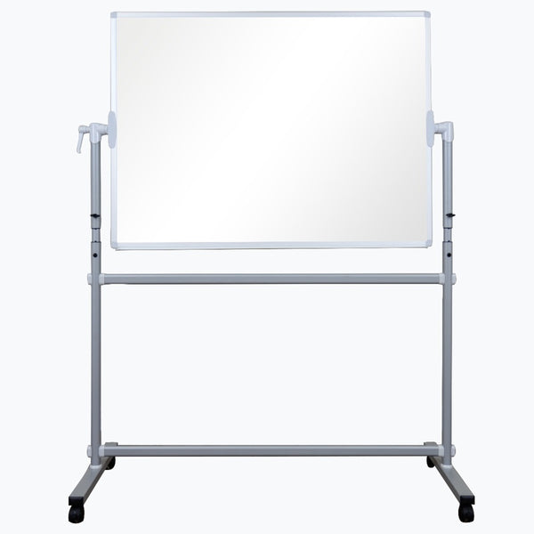 Stand A Desk Magnetic Double sided Whiteboard 48x36