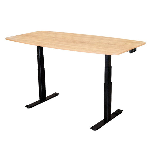 Stand A Desk Electric Adjustable Conference Table - 72""