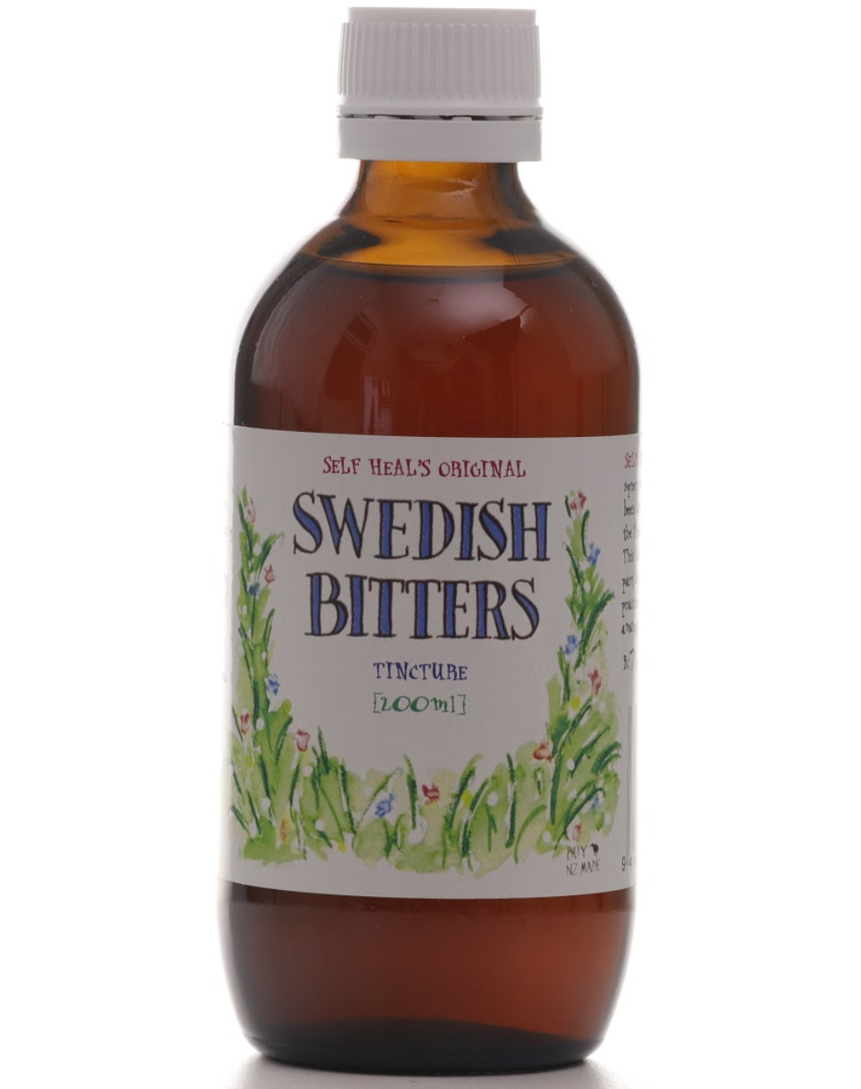 Swedish Bitters Tincture 200ml