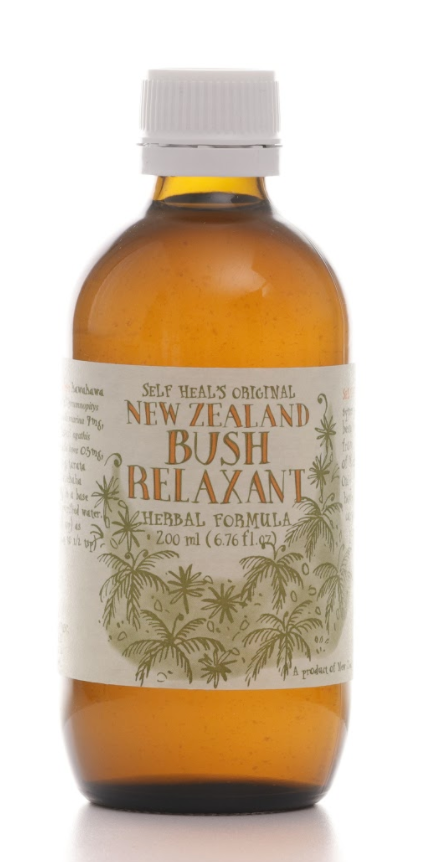 New Zealand Bush Relaxant Formula 200ml