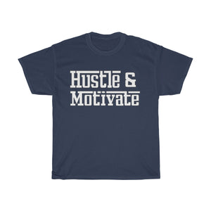MTH: Hustle & Motivate Cotton Tee