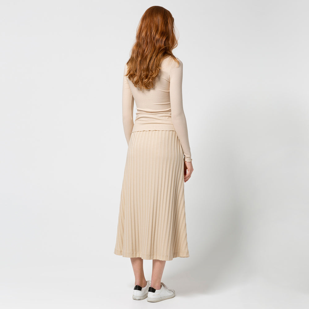 Laden Sie das Bild in den Galerie-Viewer, Liapure Rib Skirt