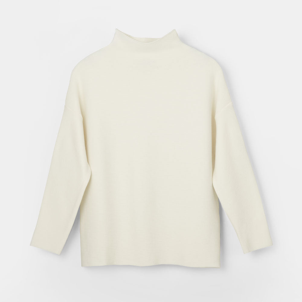 Essential Knit - Creme White