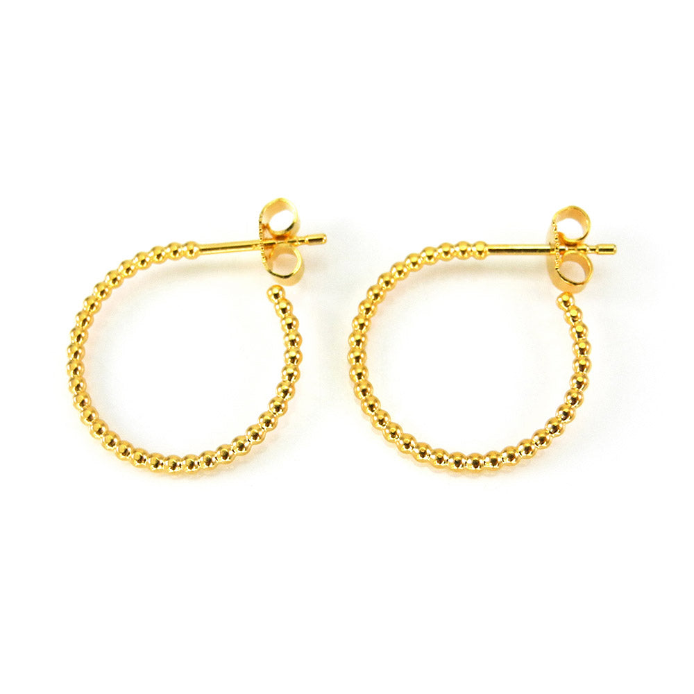 Semifine Wire Earrings