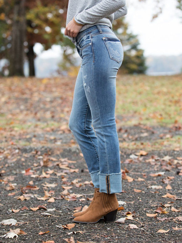 Best Jeans For Women Girlfriend Fit Jeans