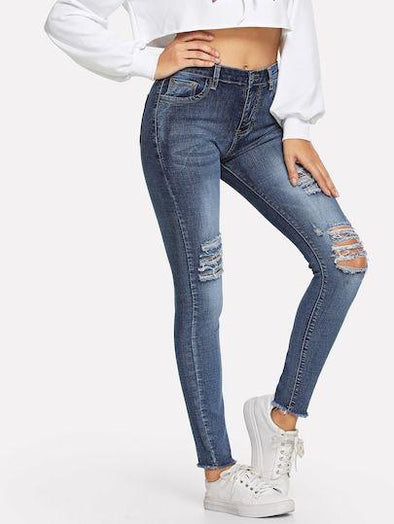 Best Jeans For Women High Waisted Baggy Jeans