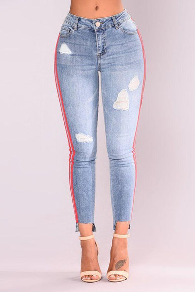 Best Jeans For Women Destroyed Jeans Womens