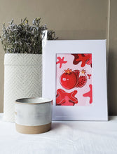 Load image into Gallery viewer, Pomegranate Print - The Catalyst Mercantile