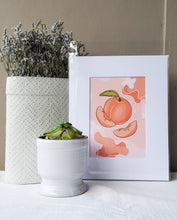 Load image into Gallery viewer, Peach Print - The Catalyst Mercantile