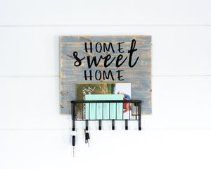 Home Sweet Home Keyhook - The Catalyst Mercantile