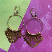 Load image into Gallery viewer, Dream Catcher Earrings - The Catalyst Mercantile