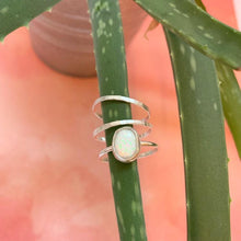 Load image into Gallery viewer, Opal Statement Ring - The Catalyst Mercantile