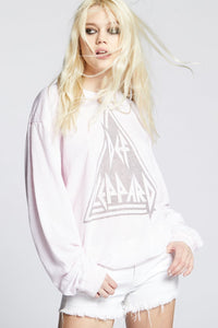 Def Leppard Pour Some Sugar On Me Sweatshirt