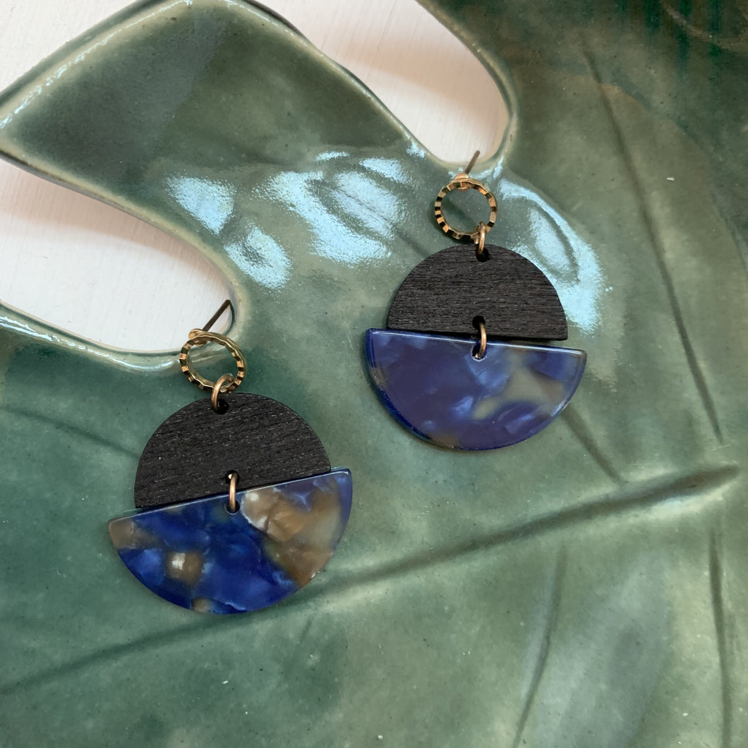 Mixed Acrylic Earrings - The Catalyst Mercantile