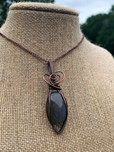 Load image into Gallery viewer, Labradorite Wire Wrapped Pendant - The Catalyst Mercantile