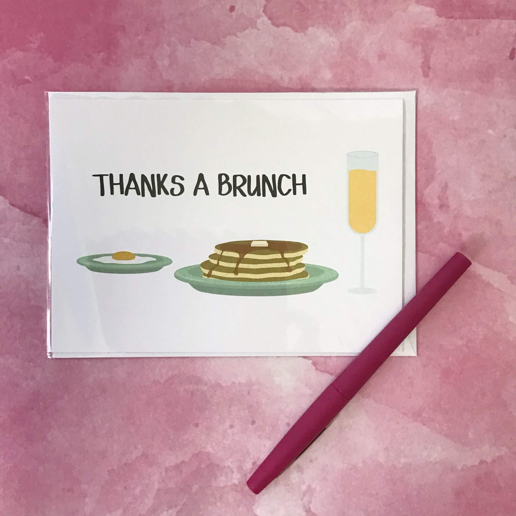 Thanks a Brunch - The Catalyst Mercantile