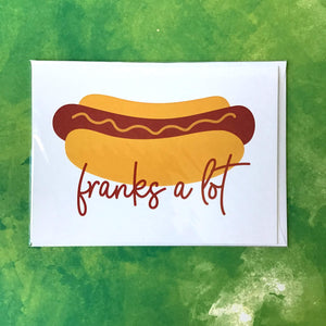 Franks a Lot - The Catalyst Mercantile