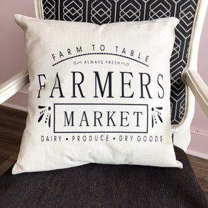 Decorative Pillow - The Catalyst Mercantile