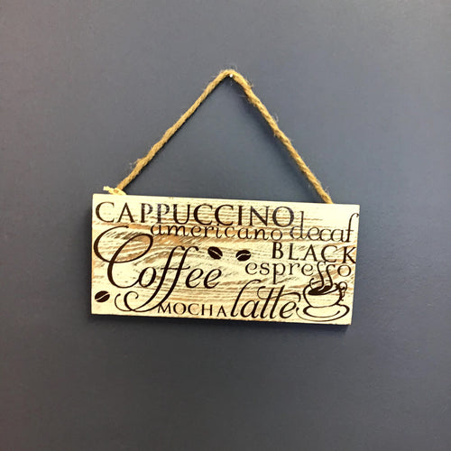12 X 5.5 Decorative Sign - The Catalyst Mercantile