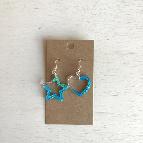 Playful Shape Earrings - The Catalyst Mercantile