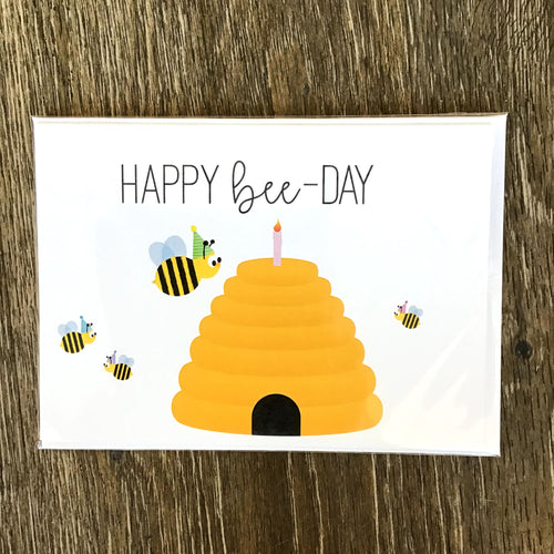 Happy Bee-Day - The Catalyst Mercantile