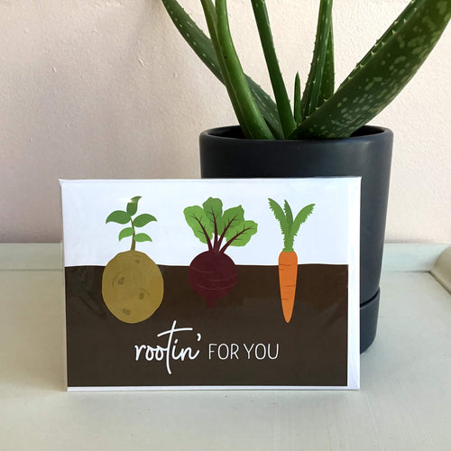 Rootin' for You - The Catalyst Mercantile