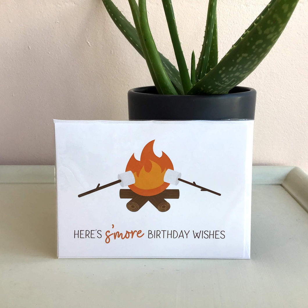 Here's S'more Birthday Wishes - The Catalyst Mercantile