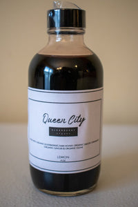 Organic Lemon Elderberry Syrup