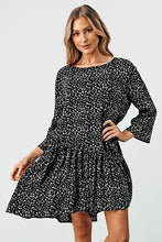 Load image into Gallery viewer, Like You Mean It Leopard Tunic Dress - The Catalyst Mercantile