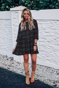 Like You Mean It Leopard Tunic Dress - The Catalyst Mercantile