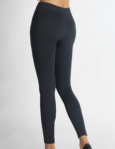Finish Line Solid Moto Leggings