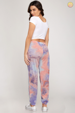 Load image into Gallery viewer, Sunset Boardwalk Lightweight Terry Jogger Pants
