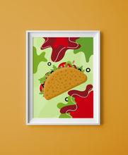 Load image into Gallery viewer, Taco Print - The Catalyst Mercantile