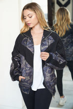 Load image into Gallery viewer, Undercover Camo Quilted Jacket