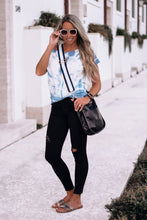 Load image into Gallery viewer, Sarah Fenton Distressed Black Jeans