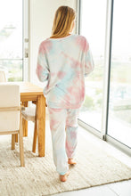 Load image into Gallery viewer, A Walk in the Clouds Tie Dye Sweatpants