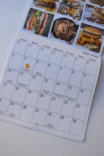 Load image into Gallery viewer, 2020 Foodie Calendar - The Catalyst Mercantile