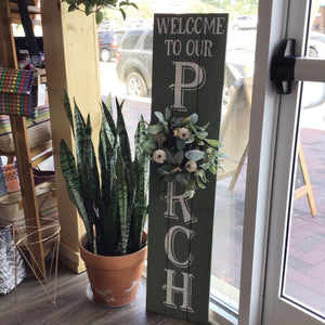 Porch Sign - The Catalyst Mercantile