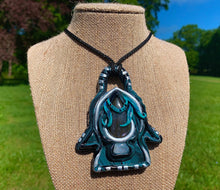 Load image into Gallery viewer, Turquoise Amulet - The Catalyst Mercantile
