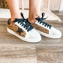 Load image into Gallery viewer, Marcie Cheetah Sneaker