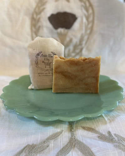 Lavender Lemongrass Goats Milk Soap