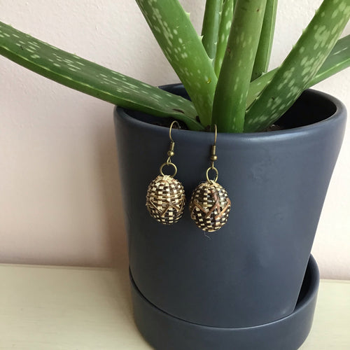 Always on Vaca Earrings - The Catalyst Mercantile