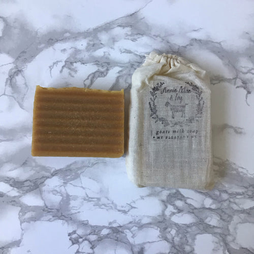 Lunas Love Goats Milk Soap - The Catalyst Mercantile