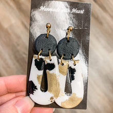 Load image into Gallery viewer, Destiny Clay Earrings