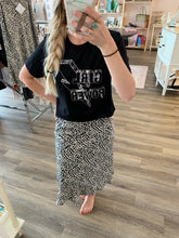 Load image into Gallery viewer, Elise Leopard Skirt - The Catalyst Mercantile