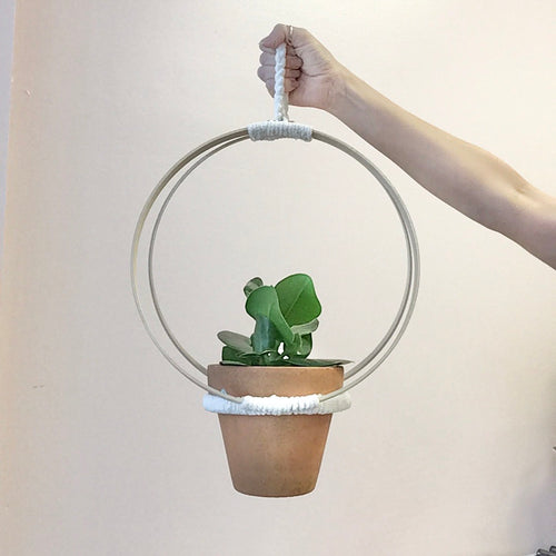 Hanging Plant Holders - The Catalyst Mercantile